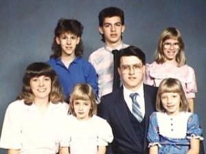 Pelley Family portrait